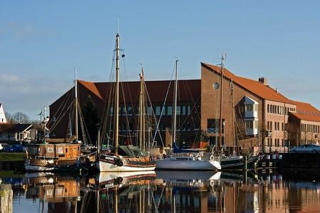Bootshafen: Die Szenerie bearbeiten