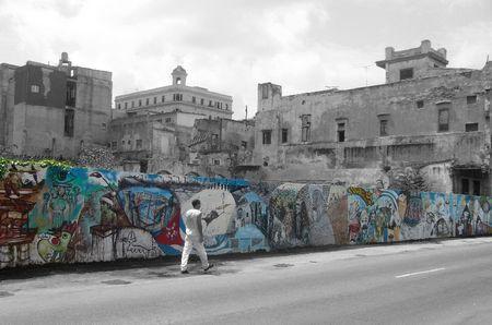 Stadtszene im Colorkey: Die Bildaussage unterstützen