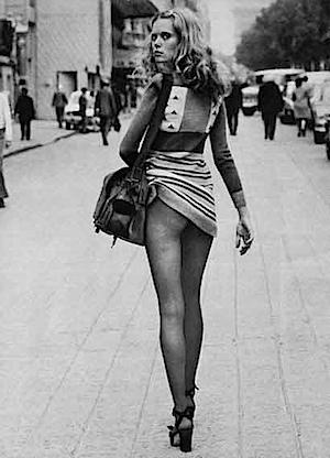 Alice Springs: Fashion, Dépêche Mode, Paris 1971