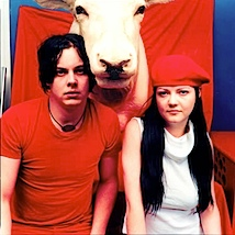 Patrick Pantano: The White Stripes, 2001  Patrick Pantano