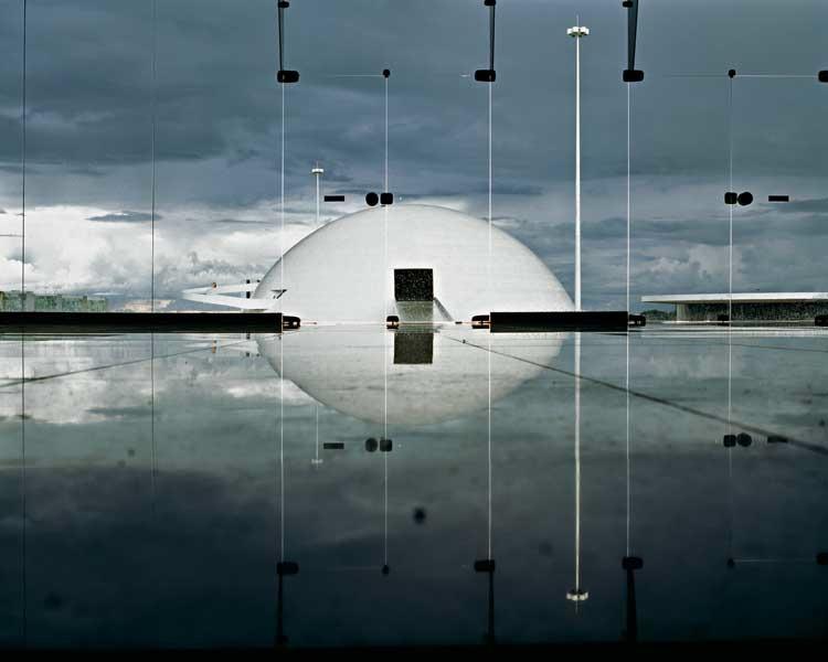 Thomas Florschuetz, Enclosure (Brasilia) 05, 2008/2010, © VG Bild-Kunst, Bonn 2010