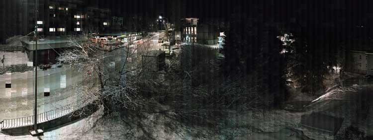 Jules Spinatsch, Temporary Discomfort, Chapter IV, Pulver Gut, Davos, 2003, Bündner Kunstmuseum Chur