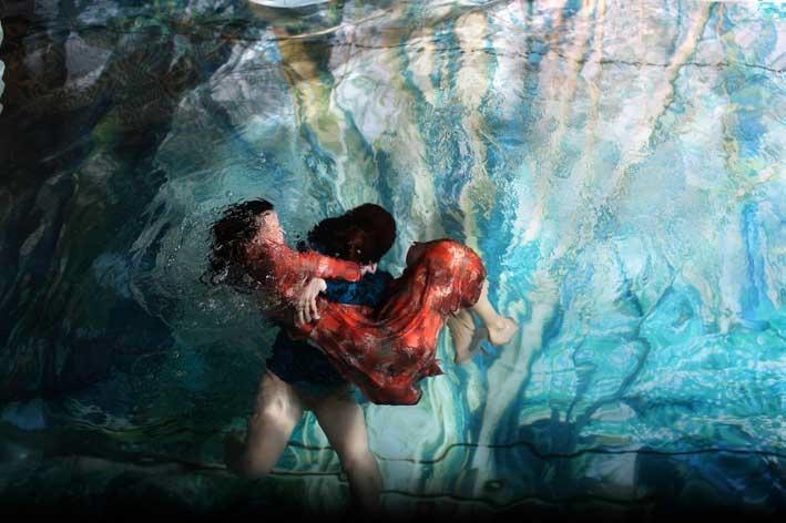 Susanna Majuri: Wasser-Balladen