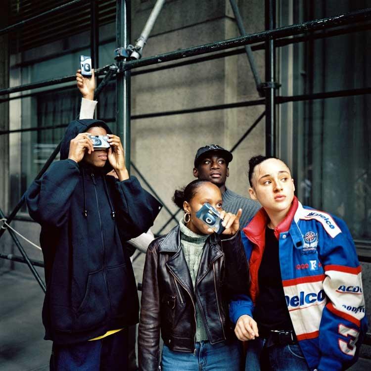 © Olivier Culmann, Autour, 2001-2002