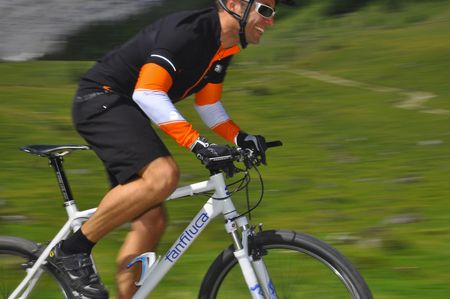 Radsportbild: Spürbare Action