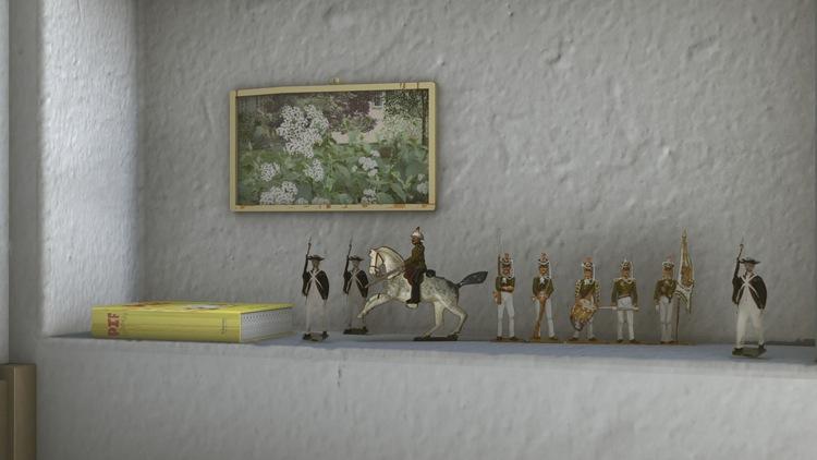 Maja Weyermann: Buda #3, 2010, © Maja Weyermann, Berlin, 2009