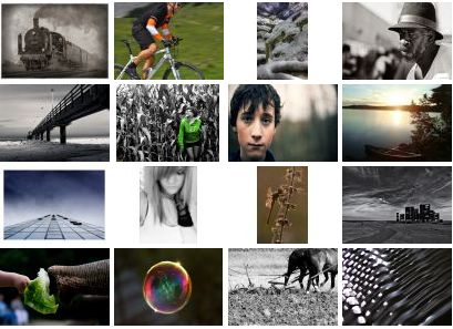 Fotografien in der Profikritik: Mehr und genauere Kategorien
