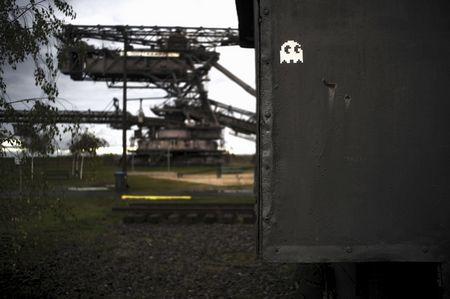 Industrielandschaft: Genre und Technik