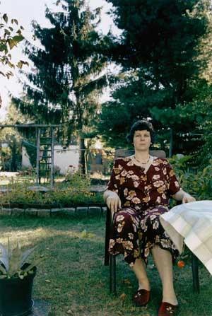 Daniela Risch: Ohne Titel, aus der Serie Helga, 2008 (3. Preis)