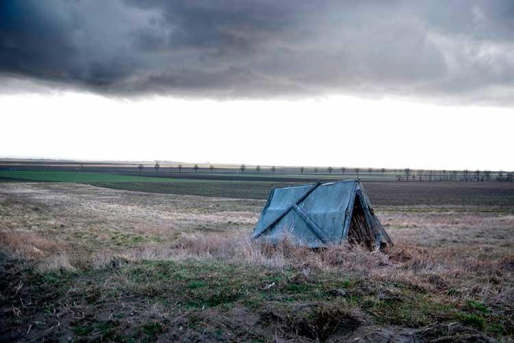 Foto: Helena Schätzle, Die Zeit dazwischen – 2621 Kilometer Erinnerung, www.guteaussichten.org