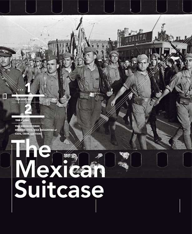 The Mexican Suitcase, Robert Capa, Gerda Taro, David Seymour