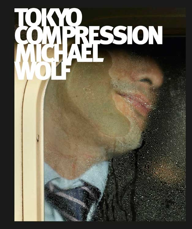 Tokyo Compression, Michael Wolf