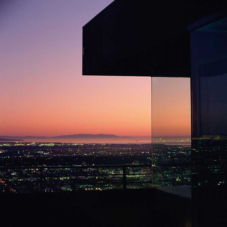 Julius Shulman/Jürgen Nogai: Blue Jay Way House, Los Angeles, 2006, Architekt: Zoltan Pali © J. Nogai