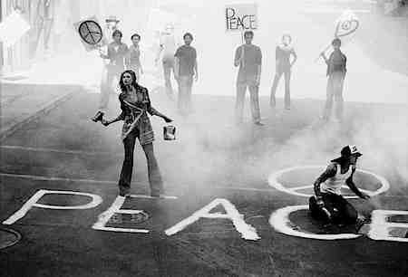 Peter Lindbergh: Mode auf der Straße