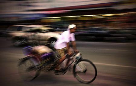 Bildjournalismus: Auch Mitzieher brauchen Schärfe