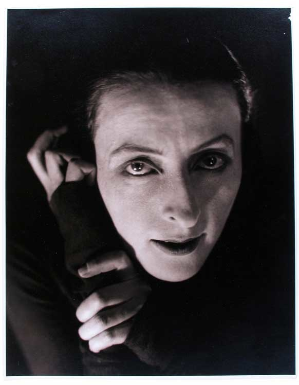 Edward Steichen: Clare Eames as Lady Macbeth, um 1933