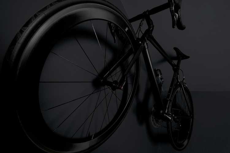 Hubertus Hamm: All Black Bike