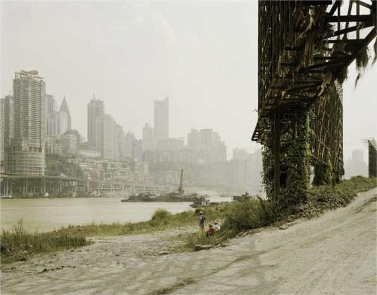 Nadav Kander: Der lange Fluss