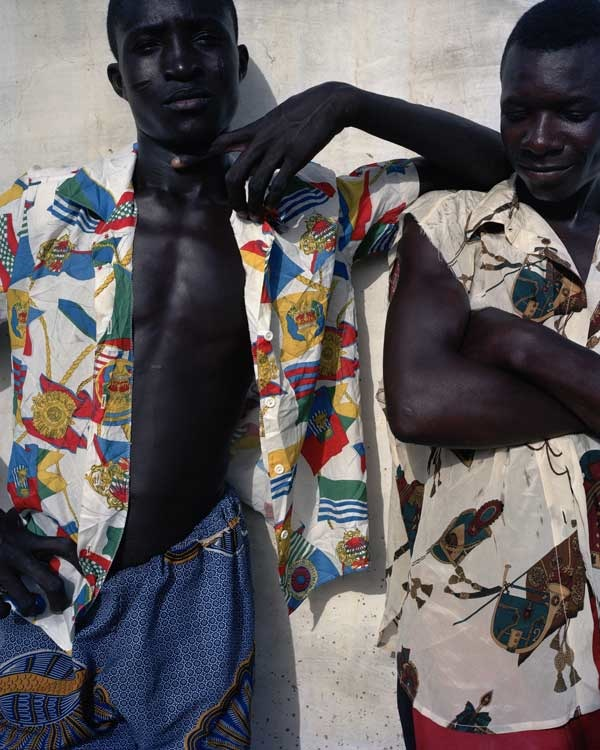 Viviane Sassen: Now & Then, 2007