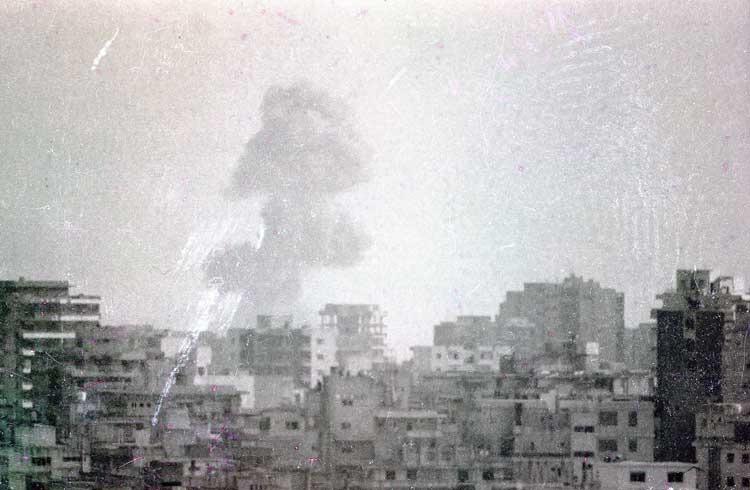 Walid Raad: BEY82_City_II (from the series Untitled (1982-2007)) © Walid Raad.