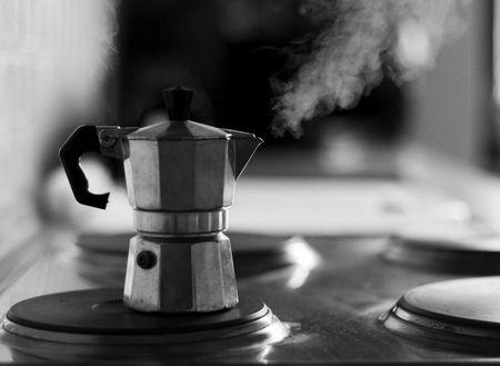 Cafetiere-Stillleben: Mit Volldampf zum guten Bild