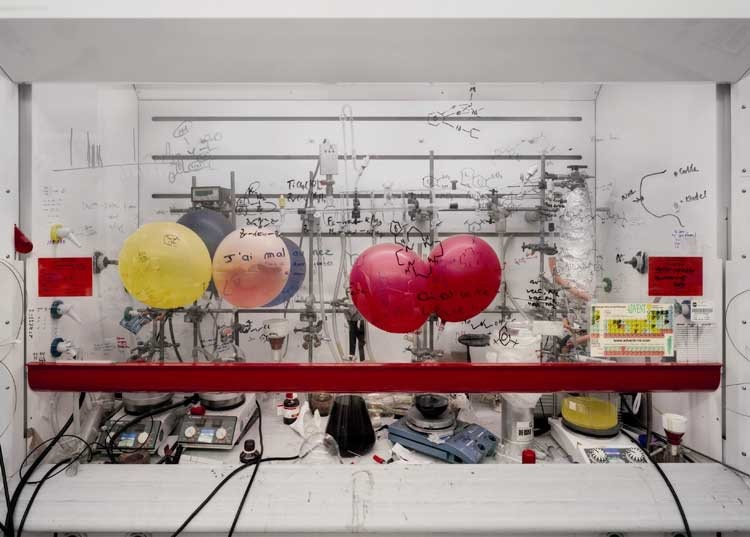 Thomas Struth: Chemistry Fume Cabinet