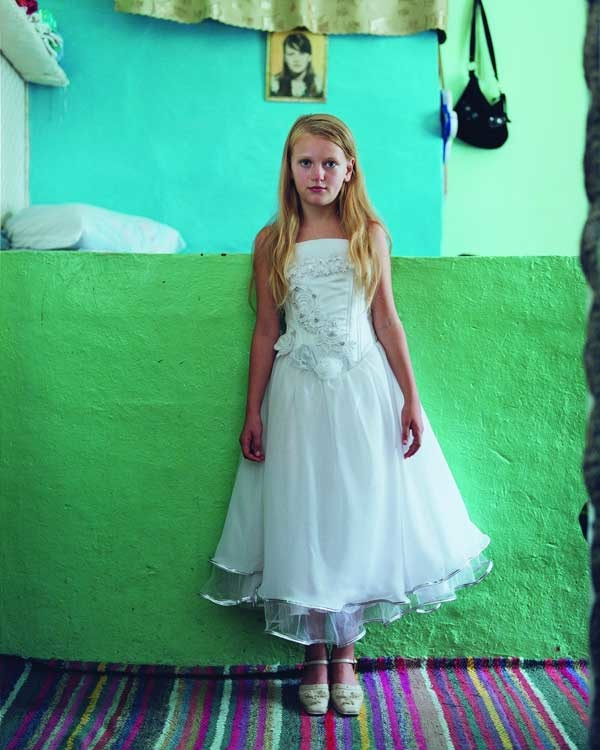 Frank Gaudlitz: Maria Pelivan, 9, Moldauerin.
