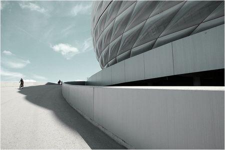 Architekturbild: Formen und Dimensionen