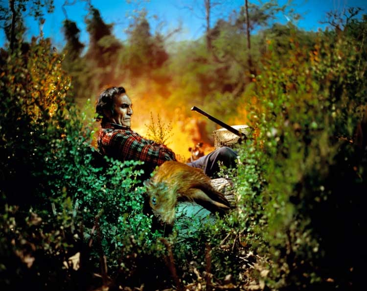 The Hunter, © Alejandro Chaskielberg / Michael Hoppen Gallery