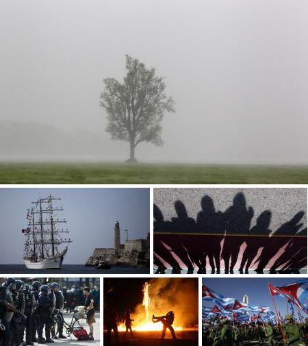 Klick für Legende und Vollansicht. (Bilder keystone)