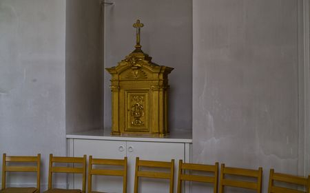 Kircheninterna: Das reale Leben
