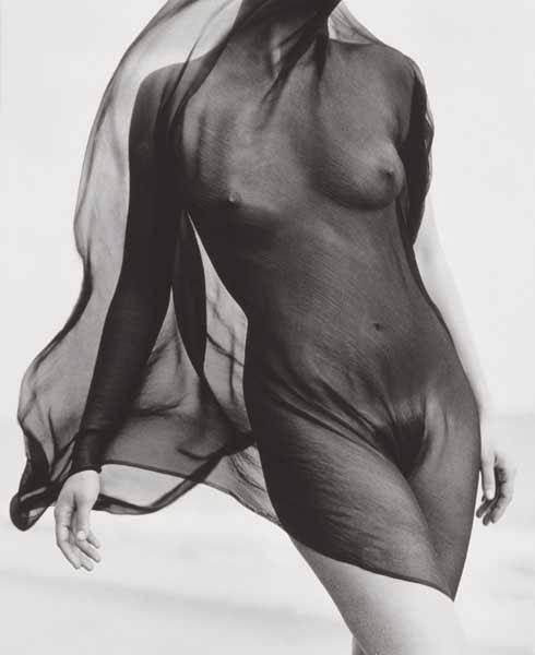 Herb Ritts: Nacktheit in Schwarz und Weiss