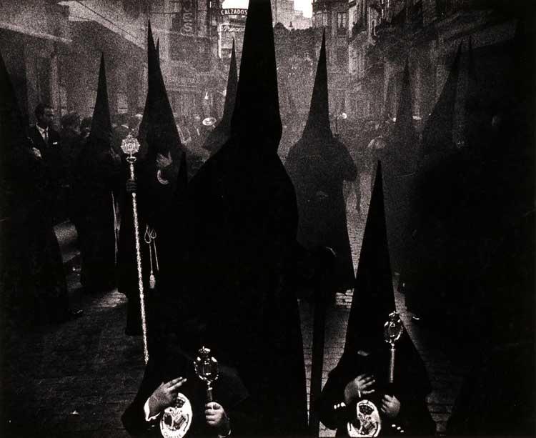 Jürgen Heinemann: Semana Santa, Sevilla, 1960