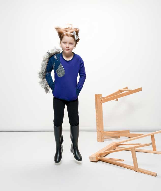 Zoe Tempest: Horse Jumper