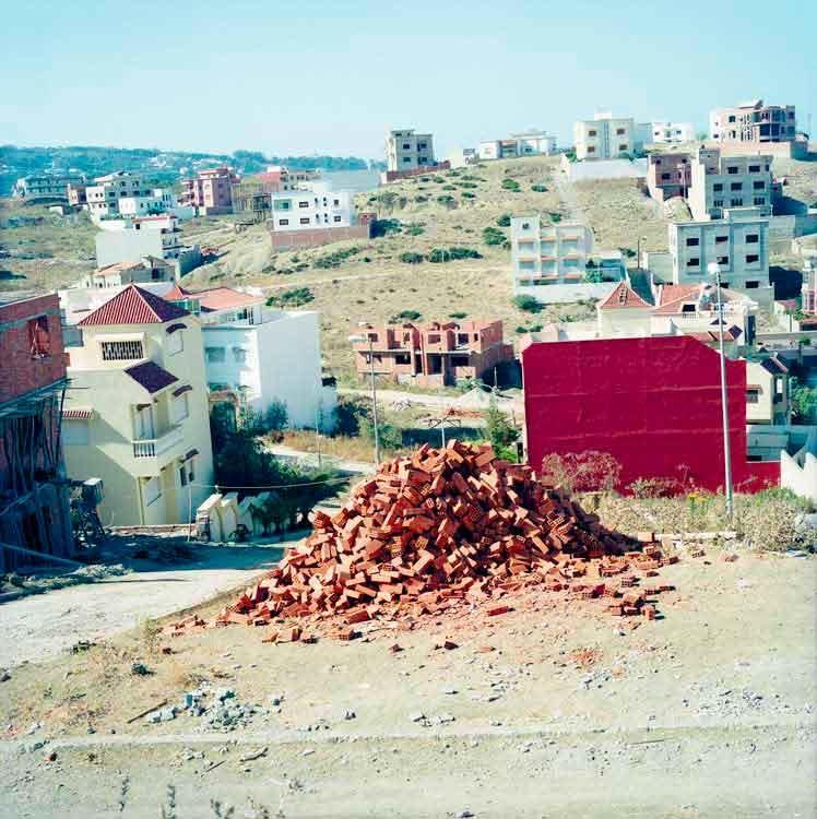 Yto Barrada: Briques (Bricks), 2003/2011