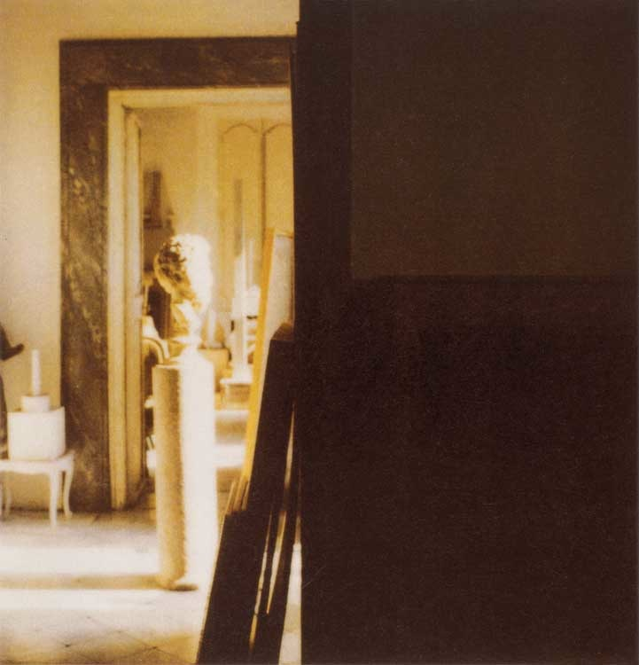 Cy Twombly: Interior, Rome, 2003 © 2011 Cy Twombly / courtesy Schírmer/Mosel