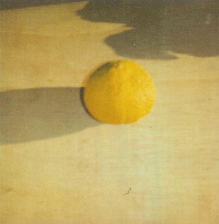 Cy Twombly: Lemon, o.J. © 2011 Cy Twombly / courtesy Schírmer/Mosel