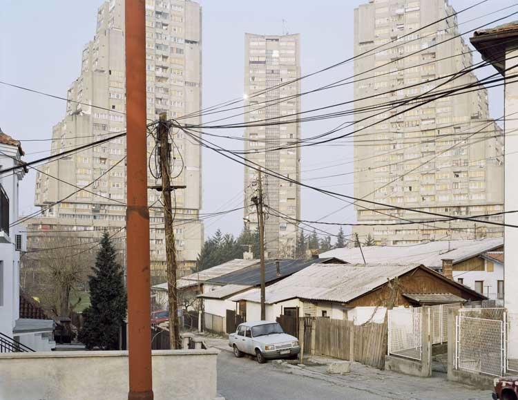 Roman Bezjak: Belgrad, Serbien, 2005