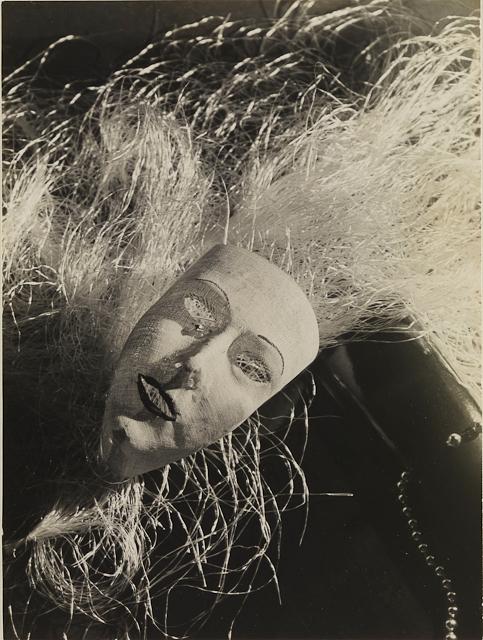 Werner Rohde | Karneval, 1928, Silbergelatineabzug, 22,6 × 16,9 cm