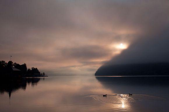 Landschaftsfotografie: Lichtstimmung als Motiv