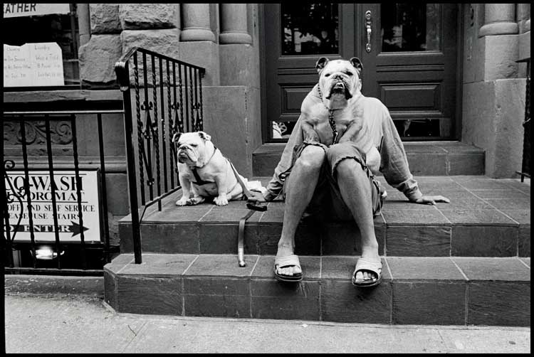 Elliott Erwitt: New York, USA, 2000 © Elliott Erwitt/Magnum Photos
