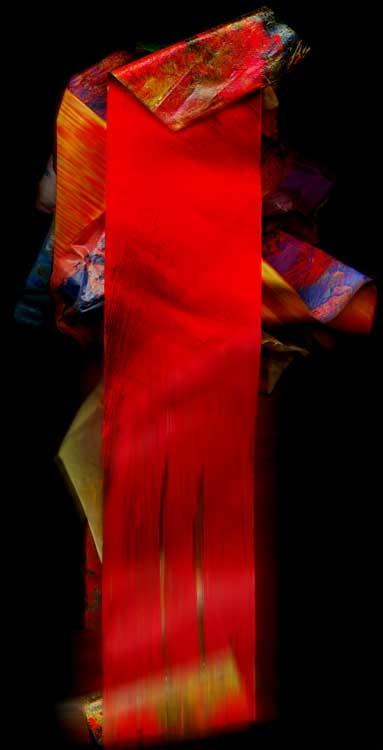 Hertha Miessner: Digitales Leuchten