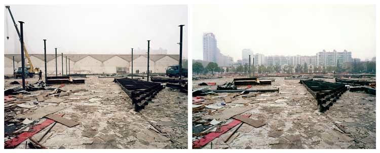 Ai Weiwei: Provisional Landscapes (Provisorische Landschaften), 2002-2008