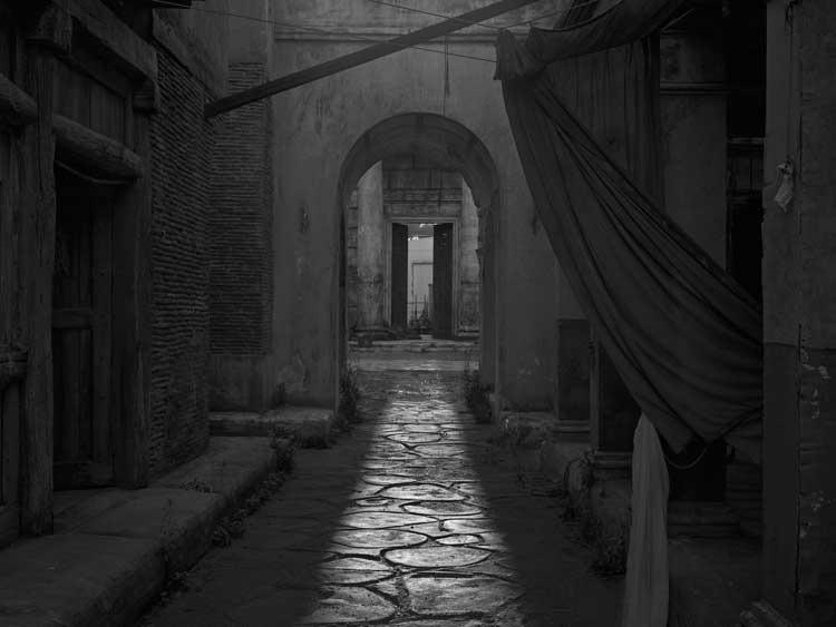 Gregory Crewdson: Untitled, Sanctuary Series, 2009-2010
