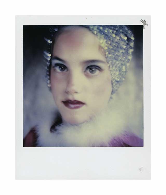 Sybille Bergemann: Die Polaroids