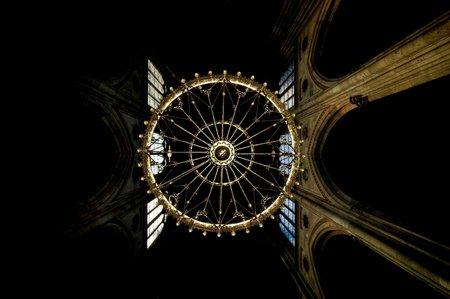 Kirchenfotografie: Leerstellen für die Fantasie