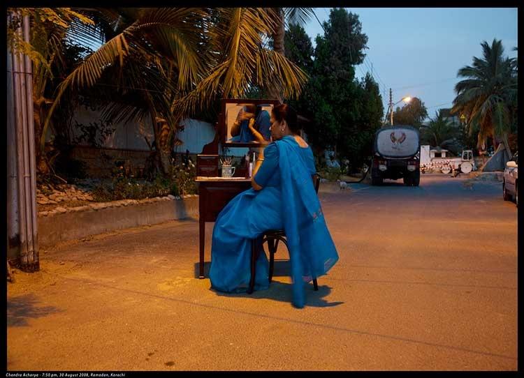 Bani Abidi: Chandra Acharya, 7:50 pm, 30 August 2008, Ramadan, Karachi