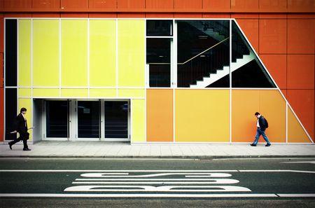 Architekturfotografie: Der Mensch als Requisit