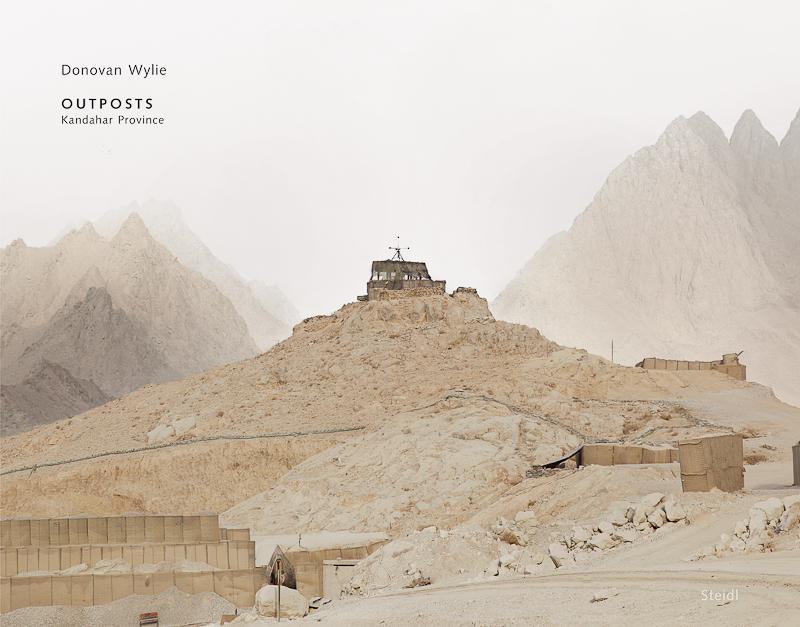 Donovan Wylie: Ruhige, poetische Bilder vom Krieg