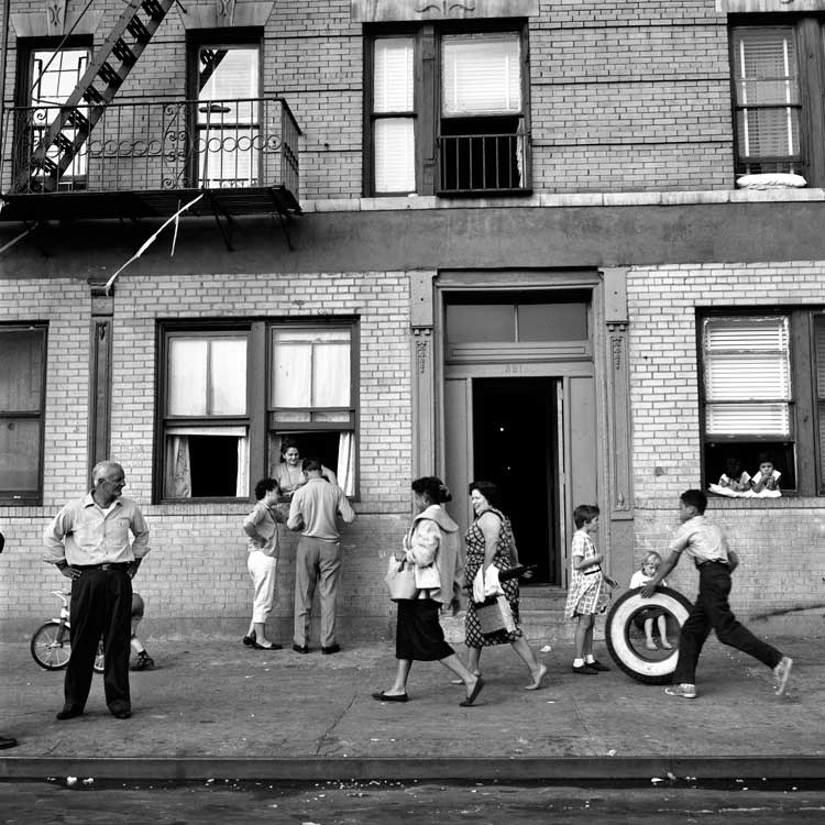 Vivian Maier - aus: A Life uncovered